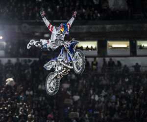 motocross, redbull, and freestyle image