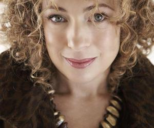 doctor who, alex kingston, and river song image