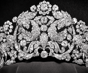 crown, jewels, and tiara image