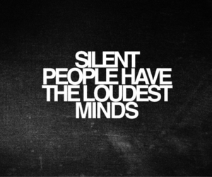 quotes, mind, and silent image