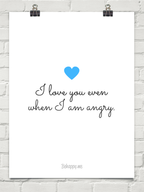 I love YOU! discovered by EvilPrincess on We Heart It