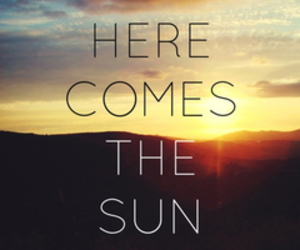 sun, quotes, and text image