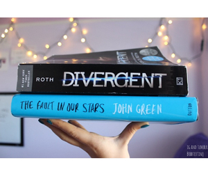 divergent and the fault in our stars image