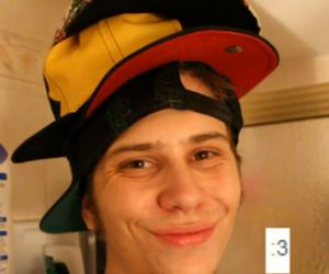 rubius, :3, and elrubiusomg image