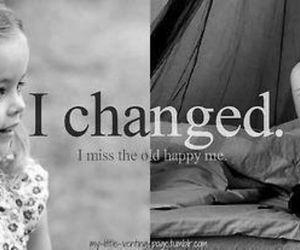 change, sad, and quotes image