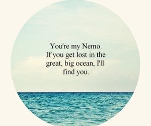 nemo and quote image