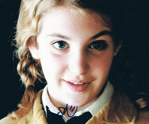 the book thief, sophie nelisse, and ladrona de libros image