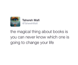 book, quote, and tahereh mafi image