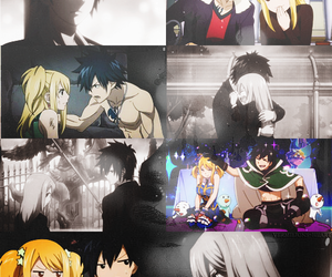 fairy tail and graylu image