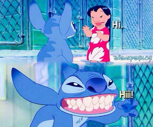 stitch, lilo, and disney image