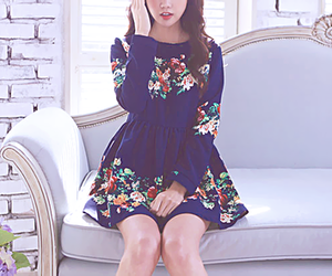 blue, cute, and clothes image