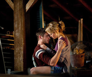 zac efron, the lucky one, and love image