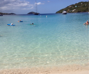beach, relax, and st marteen image