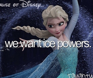cold, disney, and frozen image