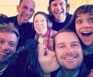 eric christian olsen, marty deeks, and chris o'donnell image