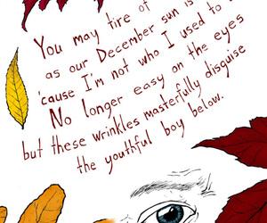 death cab for cutie, december, and Lyrics image