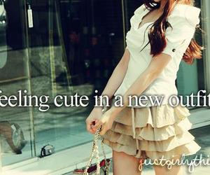 cute, outfit, and girly image