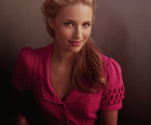 blonde, dianna agron, and cianna image