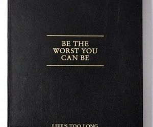 book, quotes, and vintage image