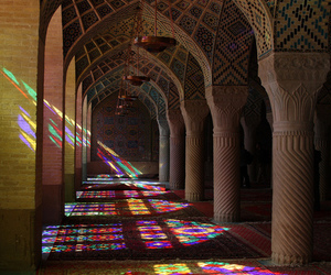 cathedral, stained glass, and beautiful image