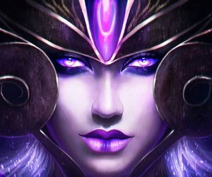 league of legends, syndra, and lol image
