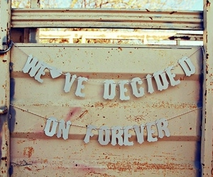 forever and love image