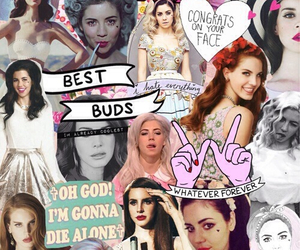 lana del rey, electra heart, and marina and the diamonds image