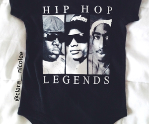 2pac, biggie, and ootd image
