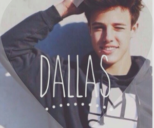 cameron, Dallas, and heart image
