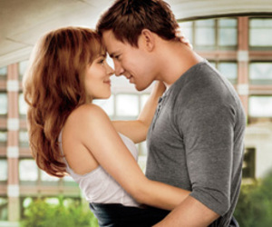 movie, the vow, and channing tatum image