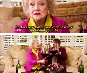 funny, wine, and cheers image