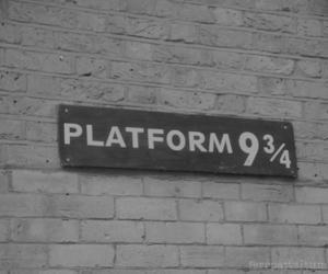 harry potter, platform, and harry image