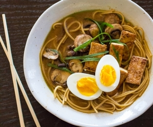 asian, noodles, and ramen image