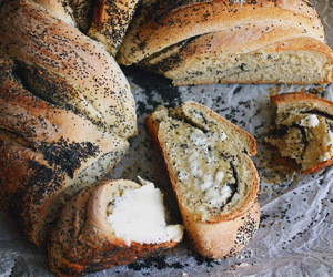 bread, yeast, and poppy seed image