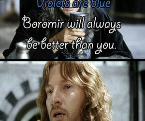 LOTR and faramir image