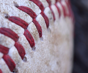 baseball and love image