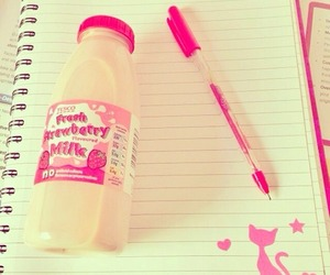 girly things and pink image