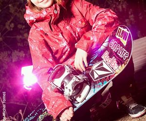 snowboarding and cz snowboarder image