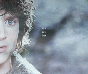 frodo, lord of the rings, and lost image