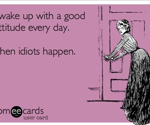 funny, quotes, and idiots image
