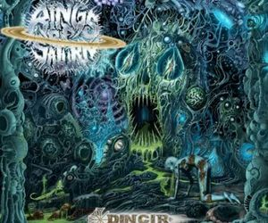 deathcore, new band, and rings of saturn image