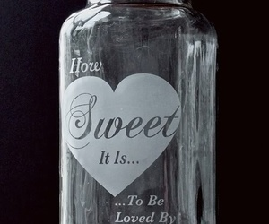 candy, glass, and jar image