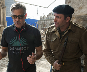 director, george clooney, and making of image