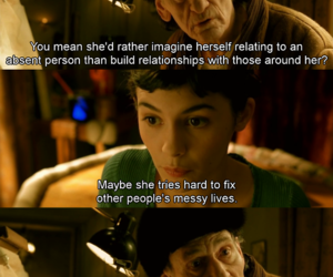 amelie and quote image