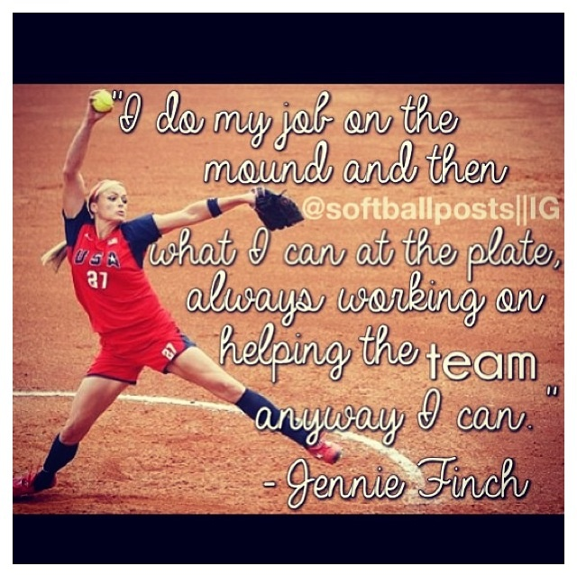 Softball Player Quotes Tumblr