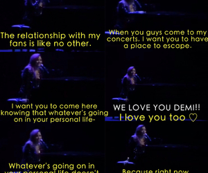 demi lovato, inspiration, and motivation image