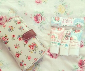 cath kidston, floral, and girly image