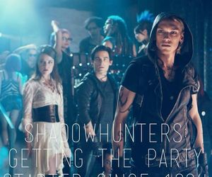 books, jace, and the mortal instruments image