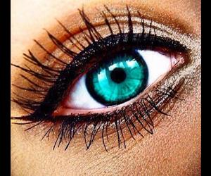 aqua blue, beautiful, and eyes image