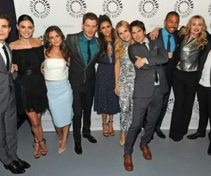 The Originals, the vampire diaries, and Nina Dobrev image